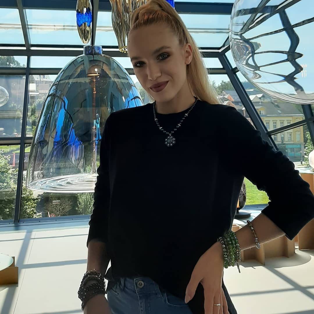 Iveta Mauerová Miss ČR 2018